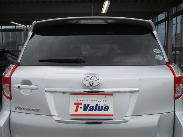「トヨタ」「ヴァンガード」「SUV・クロカン」「群馬県」の中古車20