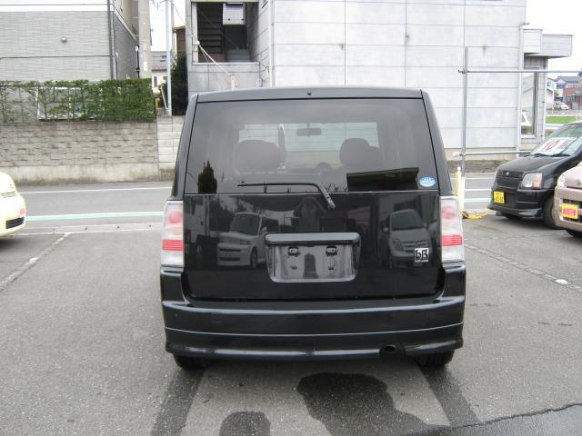 トヨタ bB S Wバージョン