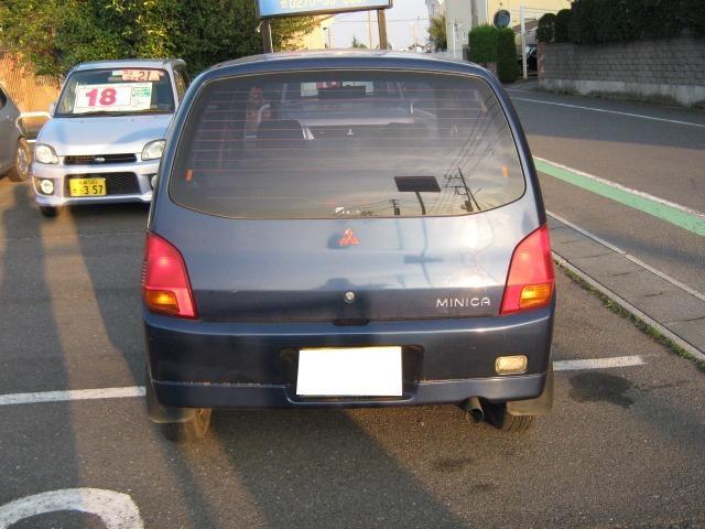 「三菱」「ミニカ」「軽自動車」「群馬県」の中古車3