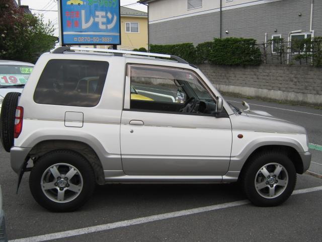 「三菱」「パジェロミニ」「コンパクトカー」「群馬県」の中古車4
