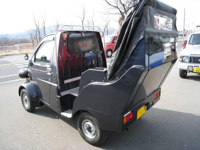 Dタイプ 合法車検車両 3人乗り人力車仕様 コマーシャルカー(3枚目)