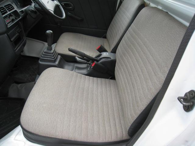 スズキ キャリイトラック ベースグレード 4WD 5速マニュアル エアコン付