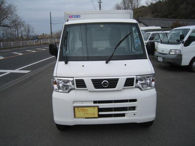 日産 クリッパートラック DX 2WD オートマ 保冷車 エアコン パワステ
