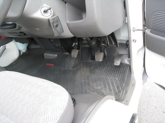 DX 2WD 5速マニュアル 低床 エアコン エアバッグ(18枚目)