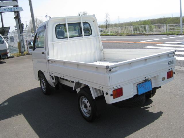 ハイゼットトラック2WD5F エアコン装備車(3枚目)