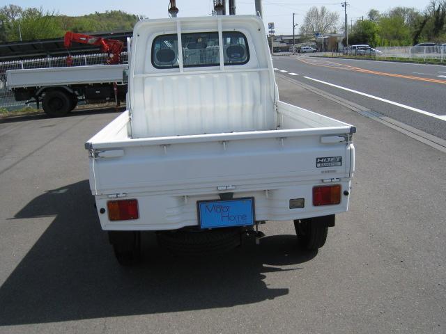 ハイゼットトラック2WD5F エアコン装備車(4枚目)