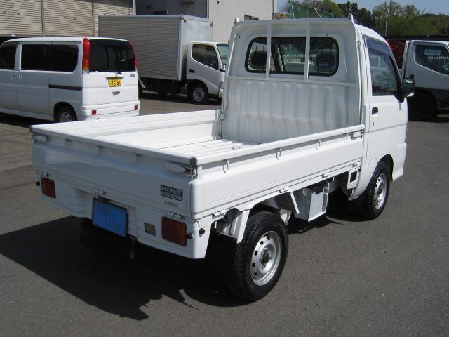 ハイゼットトラック2WD5F エアコン装備車(5枚目)