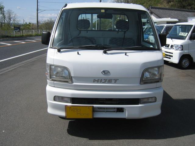ハイゼットトラック2WD5F エアコン装備車(8枚目)