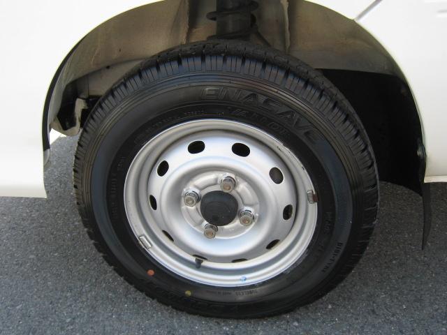 ハイゼットトラック2WD5F エアコン装備車(9枚目)