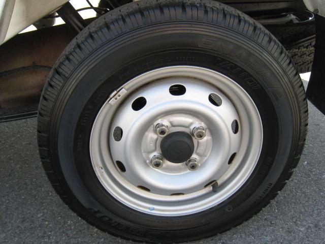 ハイゼットトラック2WD5F エアコン装備車(10枚目)
