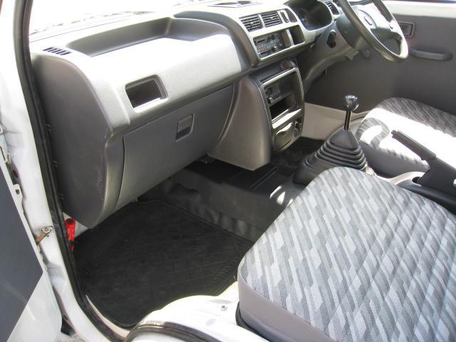 ハイゼットトラック2WD5F エアコン装備車(15枚目)