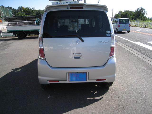 「スズキ」「ワゴンRスティングレー」「コンパクトカー」「群馬県」の中古車5