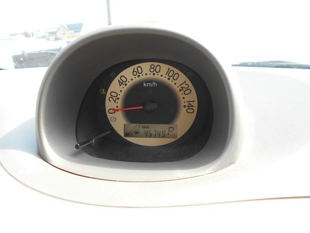 X フル装備 CDオーディオ オートマ車 電動格納ミラー(18枚目)