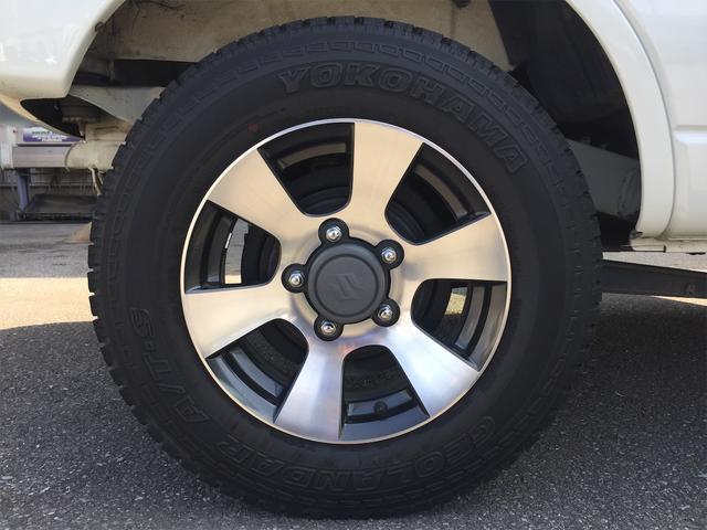 ランドベンチャー ワンオーナー 4WD リモコンスターター ジオランダー 革シート シートヒーター 16AW(20枚目)