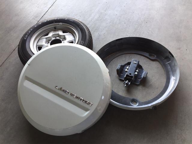 ランドベンチャー ワンオーナー 4WD リモコンスターター ジオランダー 革シート シートヒーター 16AW(31枚目)