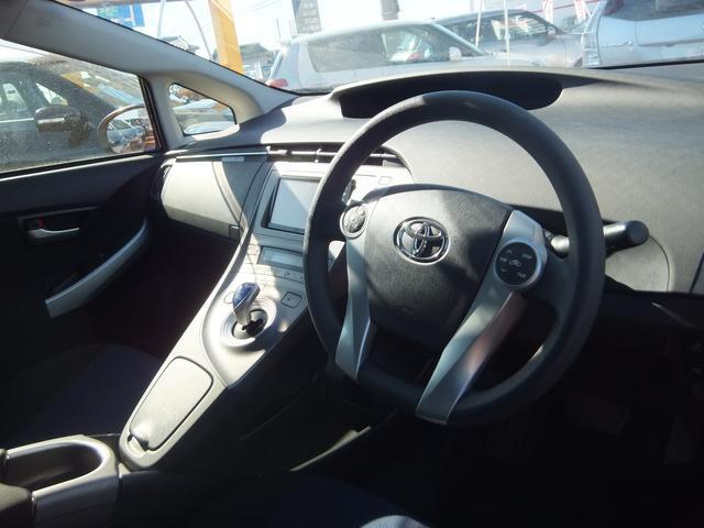 トヨタ プリウス S スマートキー ハイブリット メモリーナビ