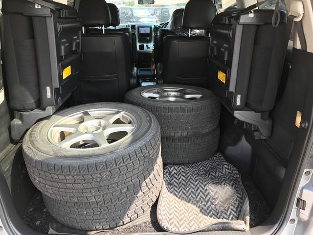トヨタ ヴェルファイア 2.4Z HDDナビ フリップダウン フルセグ 7人乗り