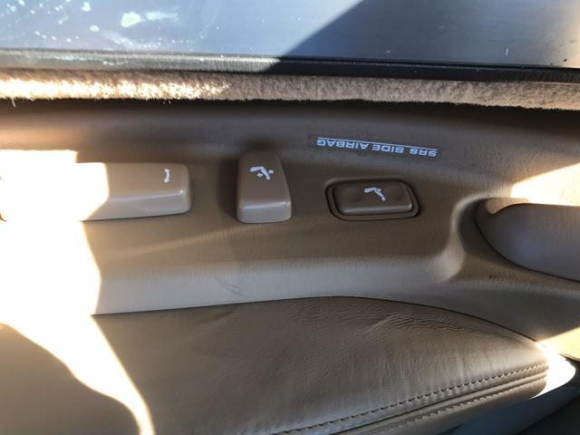 レクサス SC SC430 純正ナビ レザーシート ワンオーナー