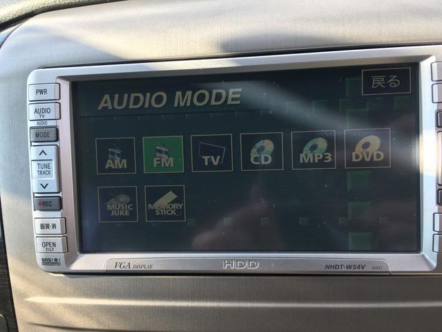 トヨタ アルファードV AS HDDナビ ワンセグ 後席モニター バックカメラ