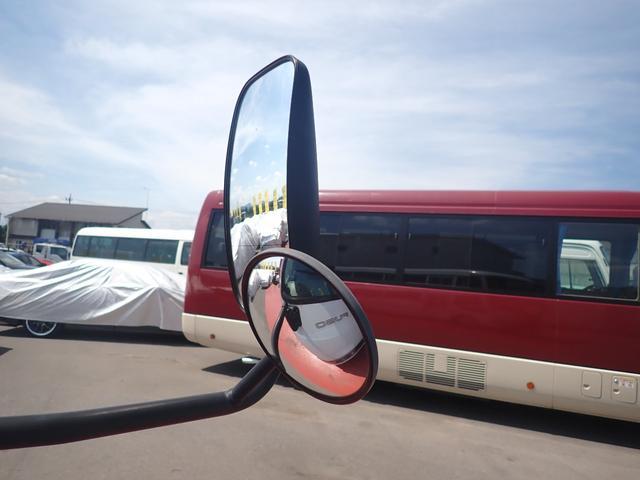 29人乗り 自動ドア ディーゼル オートマ モケットシート 車両サイズ699cm×201cm×264cm 車両総重量5405kg 乗車定員29人 NOX適合(61枚目)