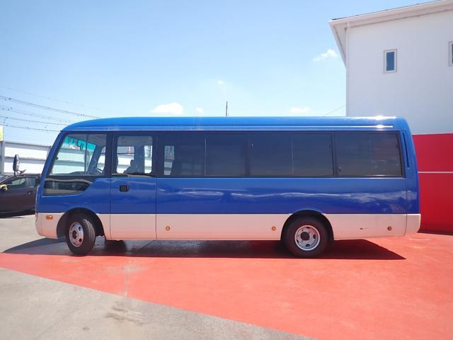 29人乗り 自動ドア ハイルーフ バックモニター 車両サイズ長さ699cm幅201cm高さ264cm 車両総重量5475kg 乗車定員29人 NOX適合(8枚目)