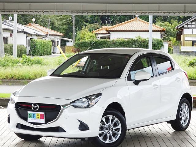 「マツダ」「デミオ」「コンパクトカー」「茨城県」の中古車5