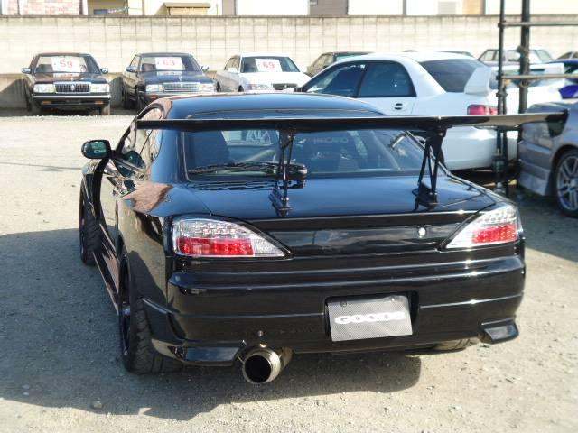 日産 シルビア スペックS改R仕様 2.2L エアロ チューニングカー