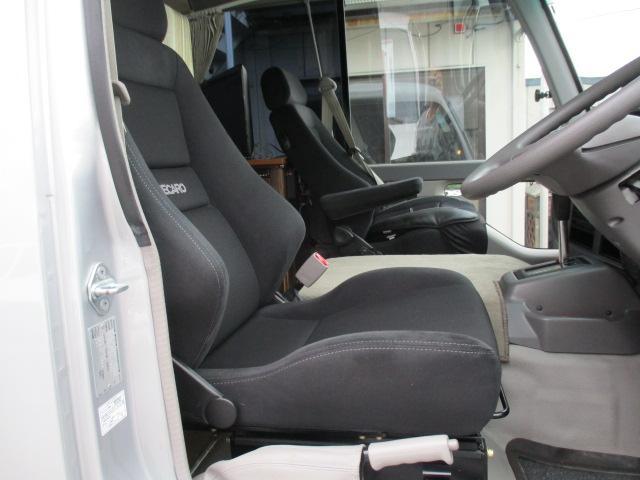 トヨタ コースター ロングGXターボ 8ナンバーキャンピング クルーザー仕様
