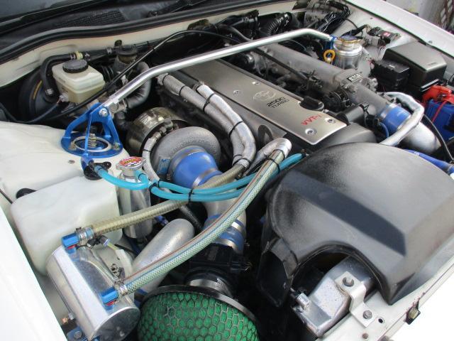 トヨタ チェイサー ツアラーV TD06 ワイドボディー