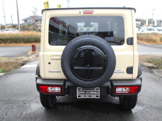 「スズキ」「ジムニーシエラ」「SUV・クロカン」「茨城県」の中古車7