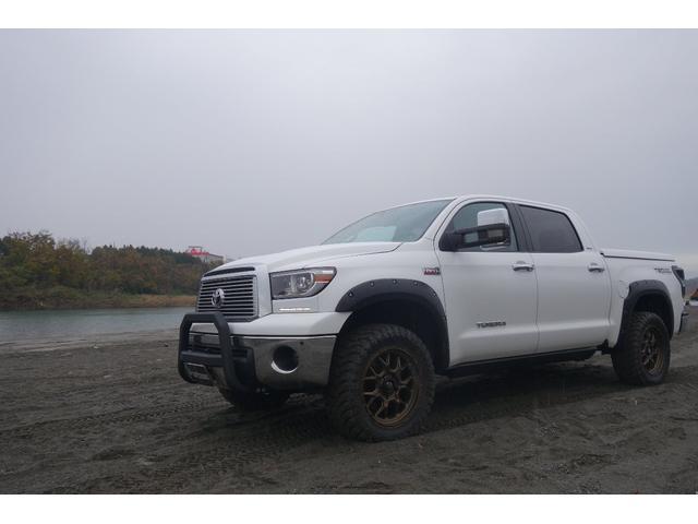クルーマックス4WD TRD 新車並行 オフロードPKG(2枚目)