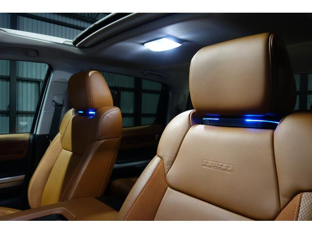 クルーマックス 1794エディション 新車並行 実走行 リフトアップ 社外22インチAW サンルーフ シートヒーター JBLサウンド リアモニター(33枚目)