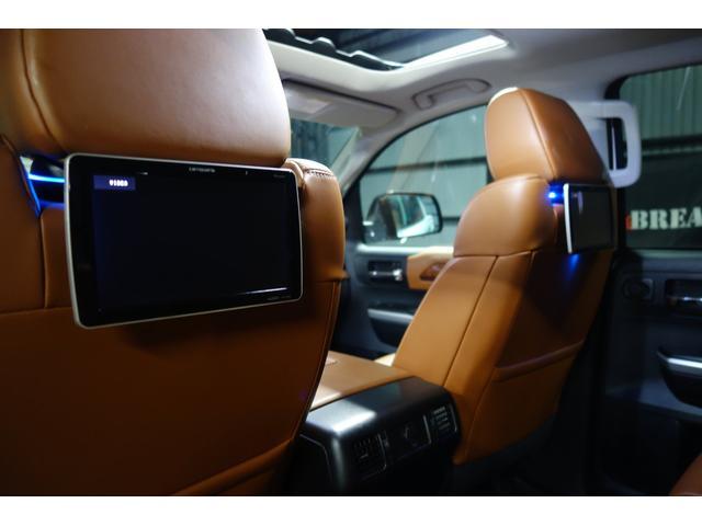 クルーマックス 1794エディション 新車並行 実走行 リフトアップ 社外22インチAW サンルーフ シートヒーター JBLサウンド リアモニター(38枚目)