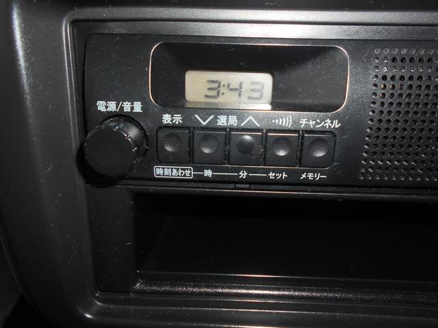 KC 4WD 5MT エアコンパワステ タイヤ新品(18枚目)