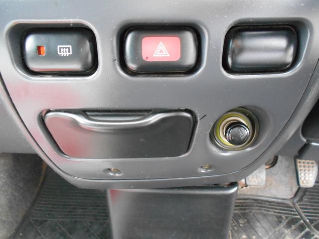 クルーズ 4WD 5MT エアコンパワステ(13枚目)
