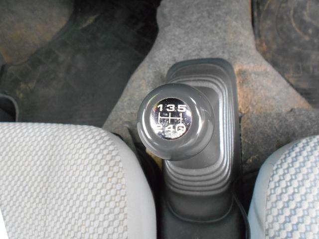 クルーズ 4WD 5MT エアコンパワステ(14枚目)