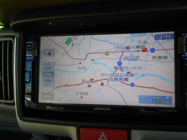 ジョインターボ 4WD 5MT 基本装備 キーレス 純正ナビフルセグTV バックカメラ(13枚目)