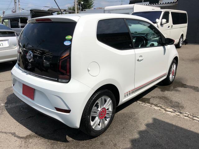 「フォルクスワーゲン」「VW アップ!」「コンパクトカー」「群馬県」の中古車11