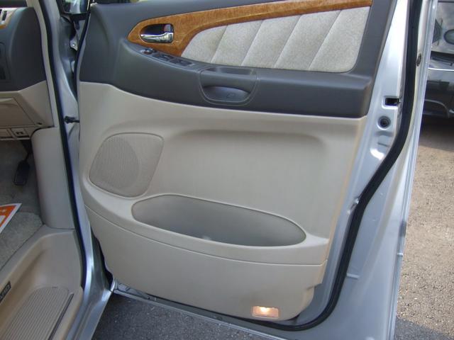 トヨタ アルファードV MZ 純正HDDナビ 両側パワースライドドア