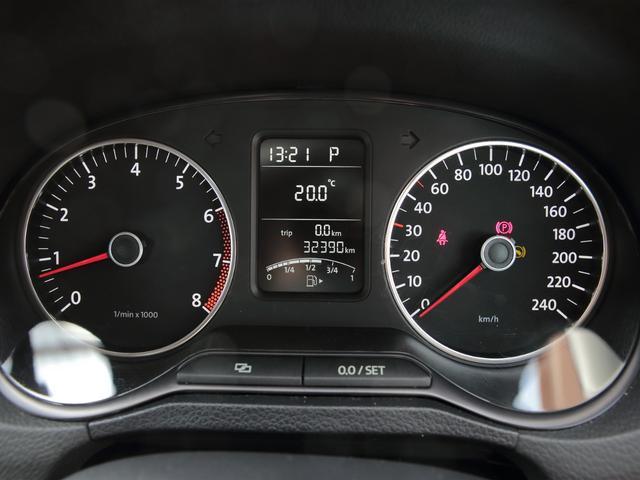 クロスポロ クロスポロ 専用シート フルセグナビ オートエアコン 純正17インチアルミ ETC グー鑑定車(20枚目)