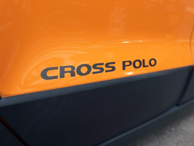 クロスポロ クロスポロ 専用シート フルセグナビ オートエアコン 純正17インチアルミ ETC グー鑑定車(53枚目)