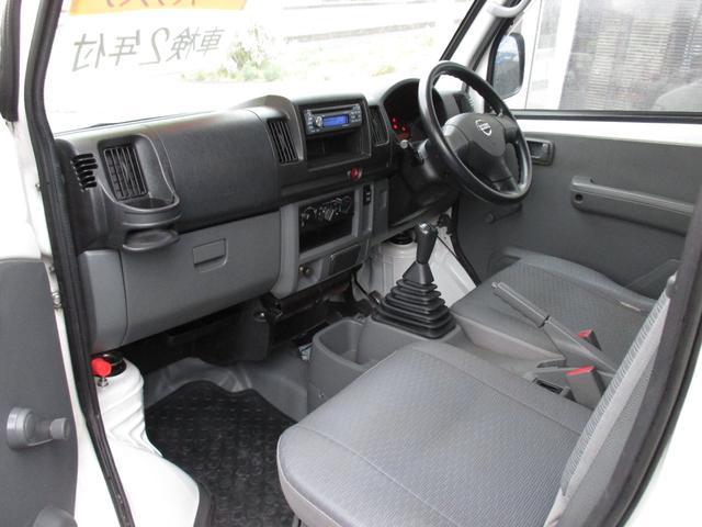 DX 4WD 5速マニュアル Wエアバッグ(4枚目)