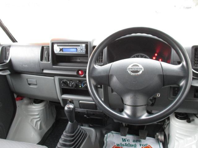 DX 4WD 5速マニュアル Wエアバッグ(6枚目)