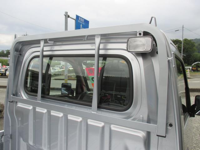 スタンダード 農用スペシャル 届出済未使用車 4WD 5速マニュアル エアコン パワステ(18枚目)