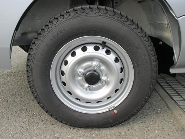 スタンダード 農用スペシャル 届出済未使用車 4WD 5速マニュアル エアコン パワステ(20枚目)