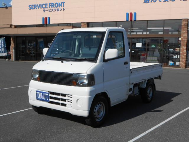 三菱 ミニキャブトラック 4WD パワステ 5速マニュアル