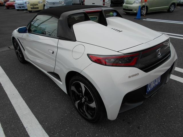 「ホンダ」「S660」「オープンカー」「栃木県」の中古車5