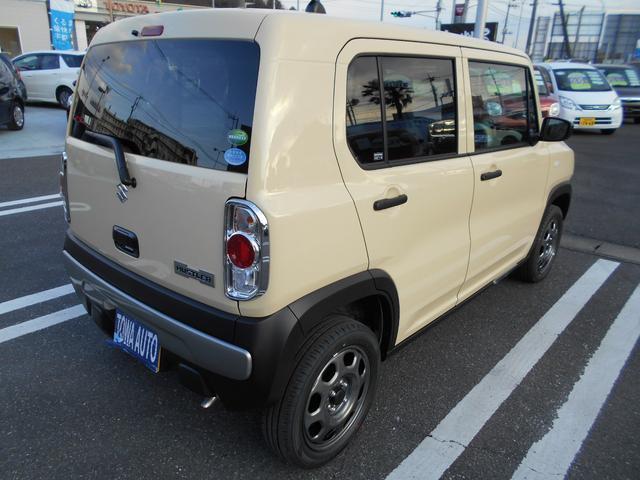 「スズキ」「ハスラー」「コンパクトカー」「栃木県」の中古車7