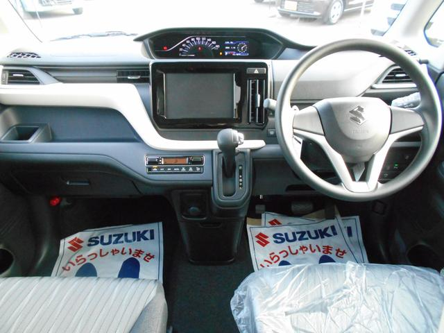G 登録済未使用車 スズキセーフティサポート 左側電動スライドドア プッシュスタート(13枚目)