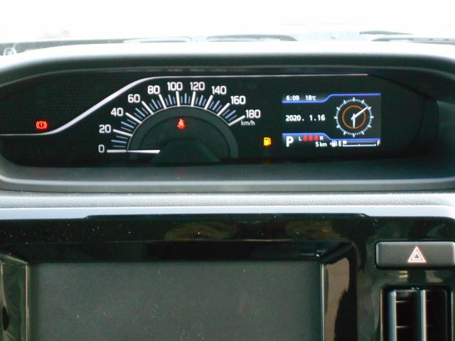 G 登録済未使用車 スズキセーフティサポート 左側電動スライドドア プッシュスタート(15枚目)